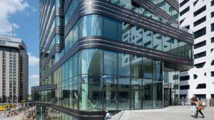 Kantoor Syndesmo &Morgen WTC Utrecht